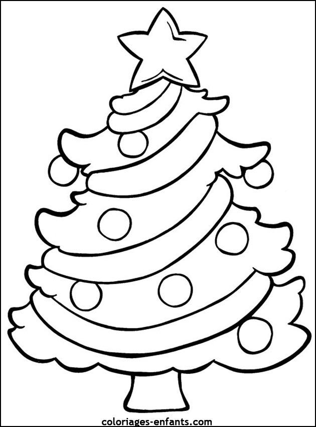 Exceptionnel Coloriage de Noël à imprimer sur coloriages-enfants.com DU95