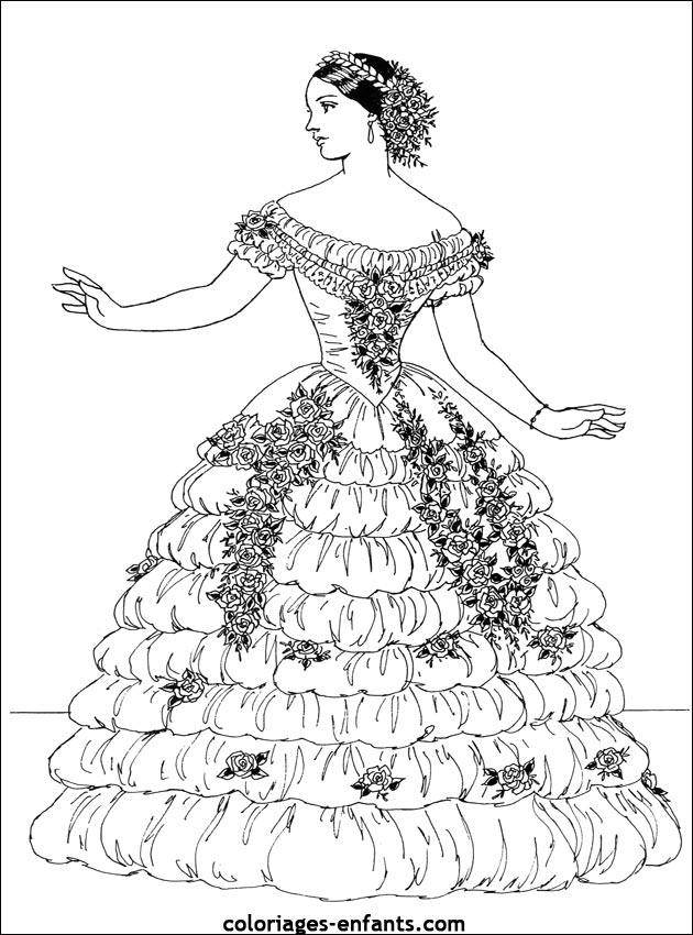 Vintage les belles dames du temps jadis 2 n15