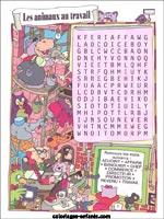Des m tiers coloriage - Jeux de coloriag ...
