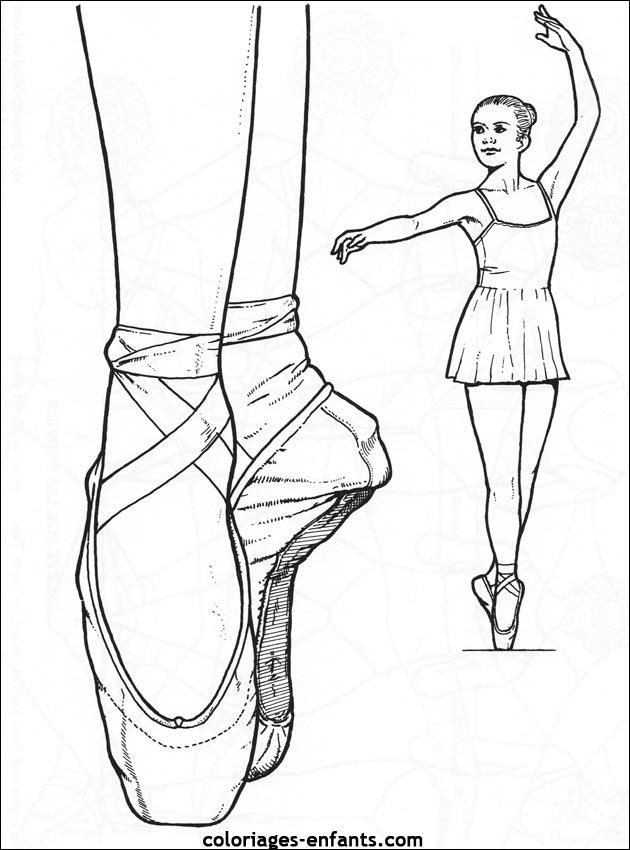 Coloriage Danseuse Ballet.Index Of Rubrique Sports Images Coloriages Danse
