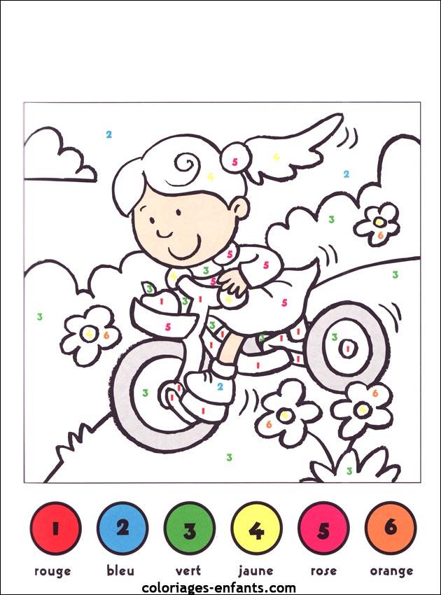 Jeux de cyclisme - Jeux de coloriag ...