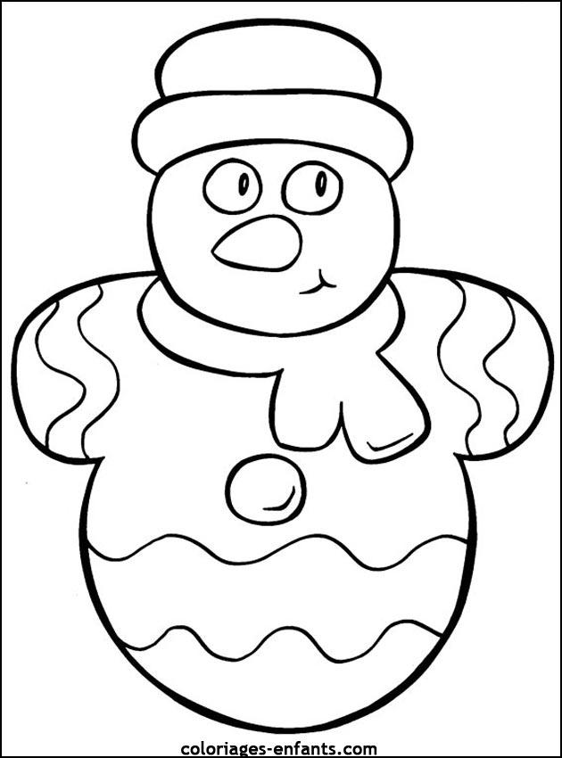 dessin pere noel