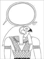 Coloriage Egypte Antique.Jeux Et Coloriages D Egypte