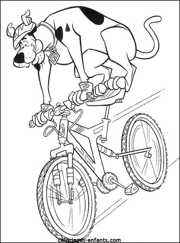 Les Coloriages de cyclisme à imprimer sur Coloriages ...