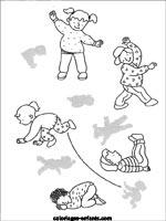 Coloriages Et Jeux De Gymnastique